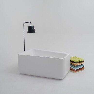 Akmens masės vonia Balteco Gamma 150 cm