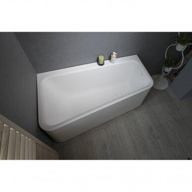 Akmens masės vonia Balteco Gamma 149 cm 3