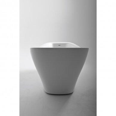 Akmens masės vonia Balteco Mezo 182 cm 4