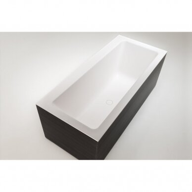 Akmens masės vonia Balteco Plano 70, 75 cm 4