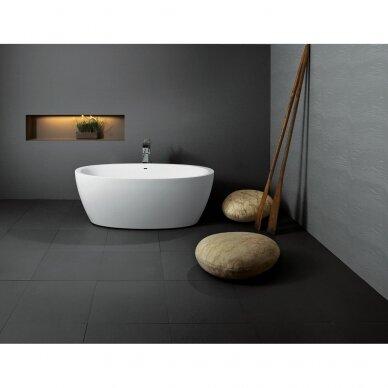 Akmens masės vonia Balteco Senzo 179 cm 3