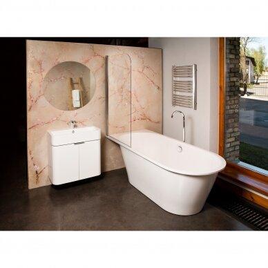 Akmens masės vonia PAA Vario XL 175-185 cm 3
