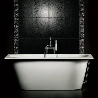 Akmens masės vonia PAA Vario L 160-170x75 cm 3