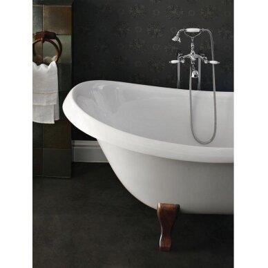 Akmens masės vonia PAA Victoria 170x83 cm 4