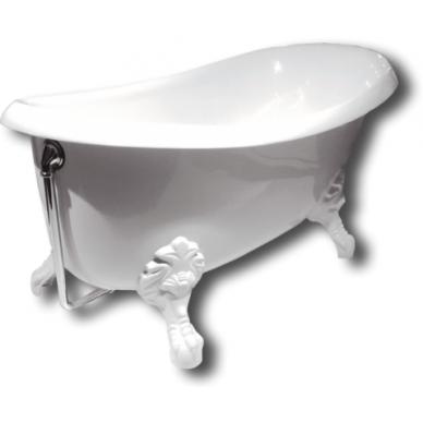 Akmens masės vonia PAA Victoria 170x83 cm