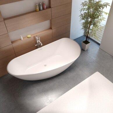 Akmens masės vonia Riho Granada 170 cm