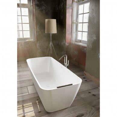 Akmens masės vonia Riho Malaga 160 cm 2