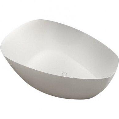 Akmens masės vonia Riho Toledo 158 cm 3