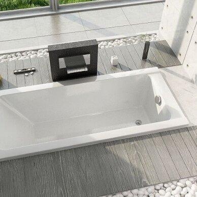 Akrilinė vonia Duravit D-Code 150, 160, 170 cm 3