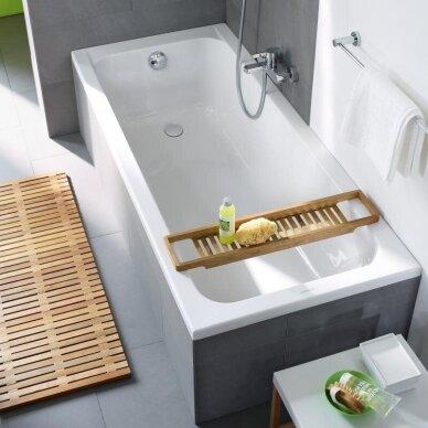 Akrilinė vonia Duravit D-Code 150, 160, 170 cm 2