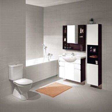 Akrilinė vonia Jika Lyra 150, 160, 170 cm 2