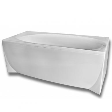 Akrilinė vonia Kyma Audra 170, 180 cm