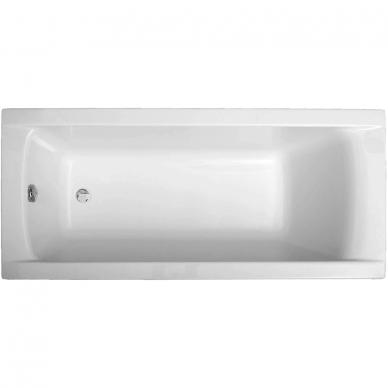 Akrilinė vonia Kyma Inga 160, 170 cm