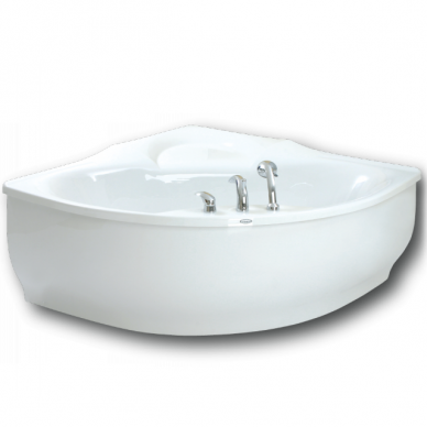 Akrilinė vonia PAA Bolero 145 cm