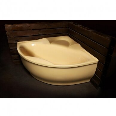 Akrilinė vonia PAA Bolero 145 cm 3