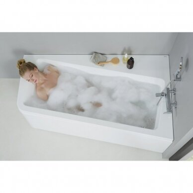 Akrilinė vonia Ravak 10° - 160, 170 cm 2