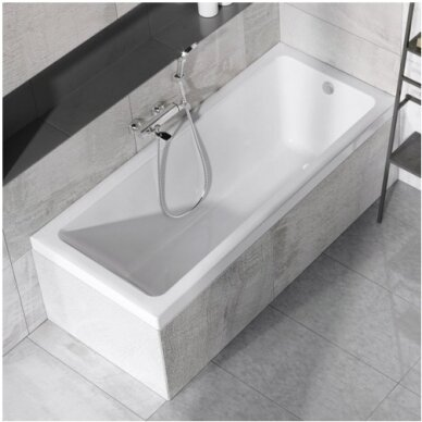 Akrilinė vonia Ravak 10° 170 cm