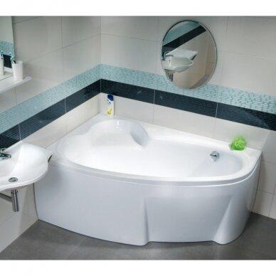 Akrilinė vonia Ravak Asymmetric 150, 160, 170 cm 3