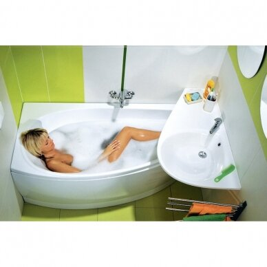 Akrilinė vonia Ravak Avocado 150, 160 cm 4