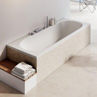 Akrilinė vonia Ravak City Slim 180 cm 2