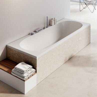 Akrilinė vonia Ravak City 180 cm