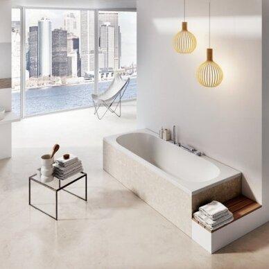 Akrilinė vonia Ravak City arba City Slim 180 cm 2
