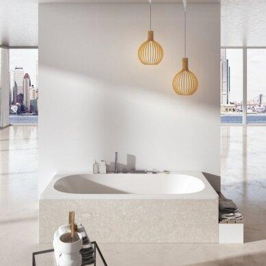 Akrilinė vonia Ravak City arba City Slim 180 cm 3