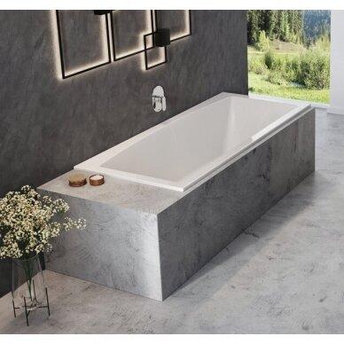 Akrilinė vonia Ravak Formy 02 arba Formy 02 slim - 180 cm 11