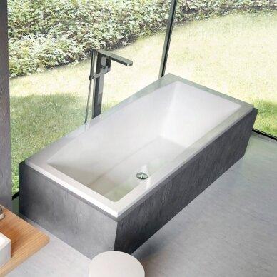 Akrilinė vonia Ravak Formy 02 - 180 cm 2