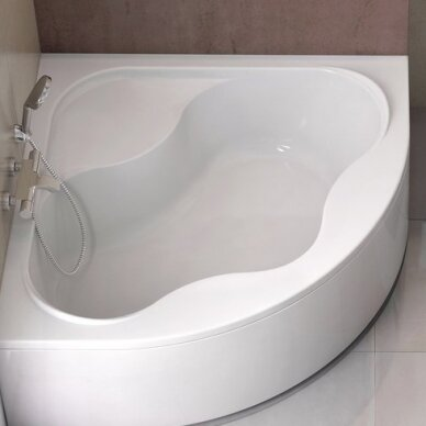 Akrilinė vonia Ravak Gentiana 140, 150 cm