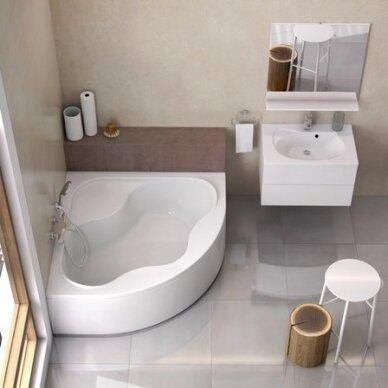 Akrilinė vonia Ravak Gentiana 140, 150 cm 3