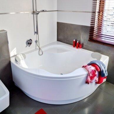 Akrilinė vonia Ravak Gentiana 140, 150 cm 4