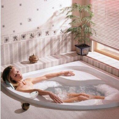 Akrilinė vonia Ravak Gentiana 140, 150 cm 6