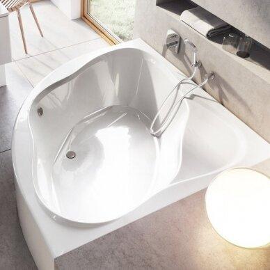 Akrilinė vonia Ravak NewDay 140, 150 cm