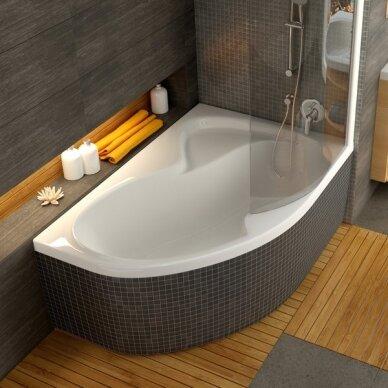 Akrilinė vonia Ravak Rosa II 150, 160, 170 cm