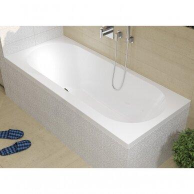 Akrilinė vonia Riho Carolina 170, 180, 190 2