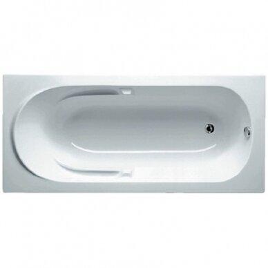Akrilinė vonia Riho Future 170, 180 cm su kojelėmis 3