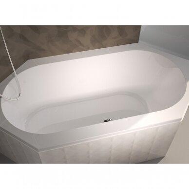 Akrilinė vonia Riho Kansas 190 cm 2
