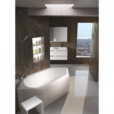 Akrilinė vonia Riho Kansas 190 cm 3
