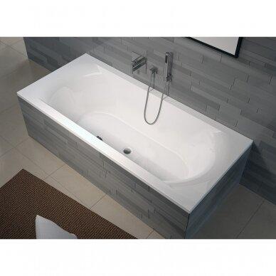 Akrilinė vonia Riho Lima 160, 170, 180 cm su kojelėmis 3