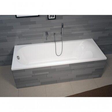 Akrilinė vonia Riho Miami 150, 160, 170, 180 cm 4