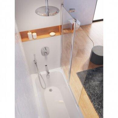 Akrilo vonia Ravak Chrome arba Chrome slim 150, 160, 170 cm 7