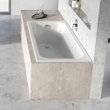 Akrilo vonia Ravak Chrome arba Chrome slim 150, 160, 170 cm 14