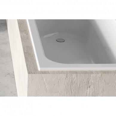 Akrilo vonia Ravak Chrome arba Chrome slim 150, 160, 170 cm 16