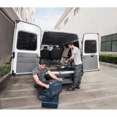 Akumuliatorinis dulkių siurblys Bosch GAS 18V-1 Professional 5