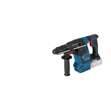 Akumuliatorinis perforatorius Bosch GBH 18V-26  Professional