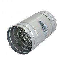 Apvalus filtras FOK125/FM-OC