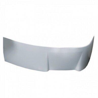 Apdailos plokštė voniai Ravak Asymmetric su tvirtinimais
