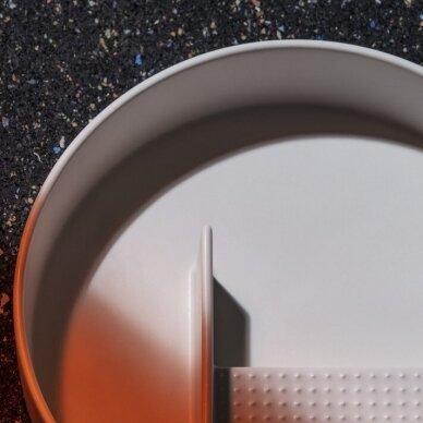 Apvalus keraminis padėklas Laufen Val 32,5 cm 3