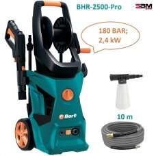 Aukšto slėgio plovykla BORT BHR-2500R-Pro, 180 Bar